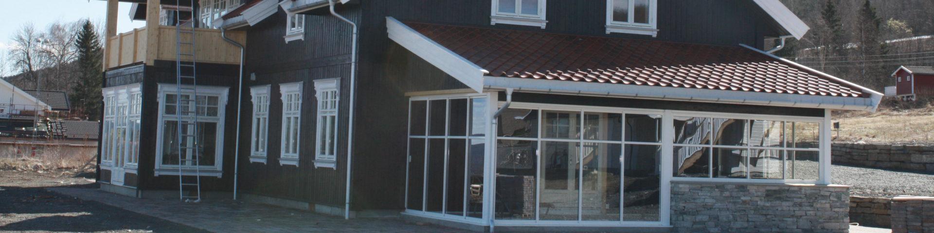 Bygg og Tømrermester Arild Østby AS